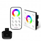 Bincolor P4+T4 4CH Panel Wireless Remote RGBW Led Controller