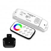 Bincolor T4-R4 Wireless Led Controller Remote Dimmer Receiver Set 12v-24v