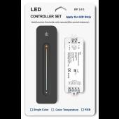 V2 + R12 Led Controller Skydance Lighting Control System 5A Color Temperature LED Controller Set
