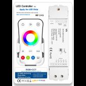 V5 + R17 Led Controller Skydance Lighting Control System 5A RGB+Color Temperature LED Controller Set