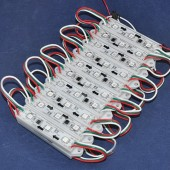 WS2811 Digital Addressable 12V LED RGB SMD 5050 3LEDs Modules